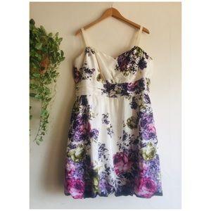 Torrid • Formal Floral Dress